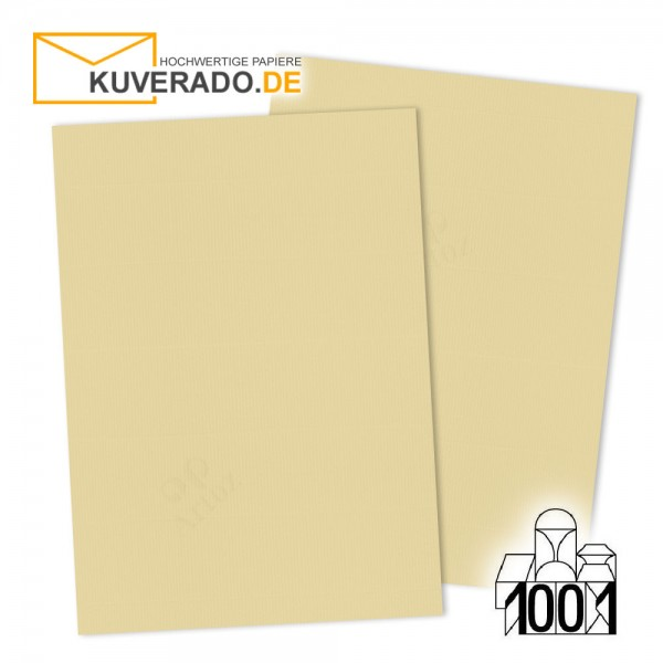 Artoz 1001 Einlegekarten baileys beige DIN A7