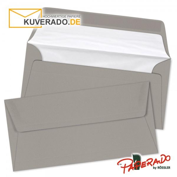 Paperado Briefumschläge taupe grau