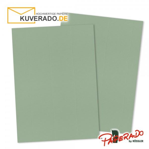 Paperado Briefkarton in eukalyptus DIN A4 220 g/qm