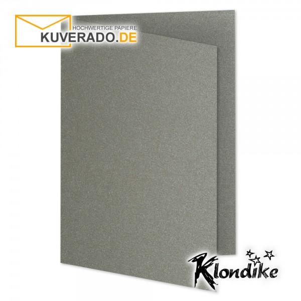 Artoz Klondike Karten in turmalin-metallic DIN A6