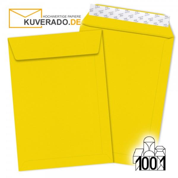 Artoz 1001 Versandtaschen sonnengelb DIN C4