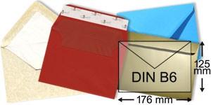 125x176 mm ( DIN B6 )