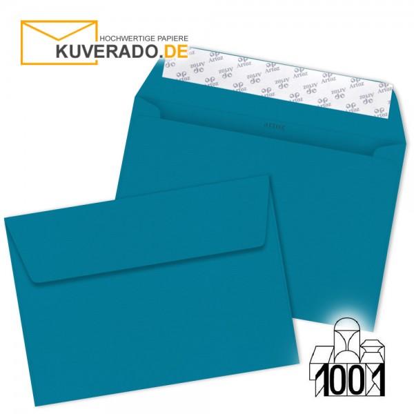 Artoz 1001 Briefumschläge petrol-blau DIN C5