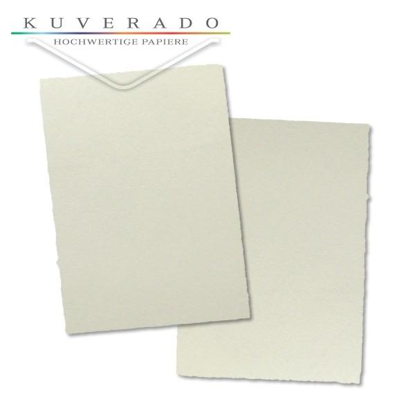 Büttenpapier Karten DIN A4