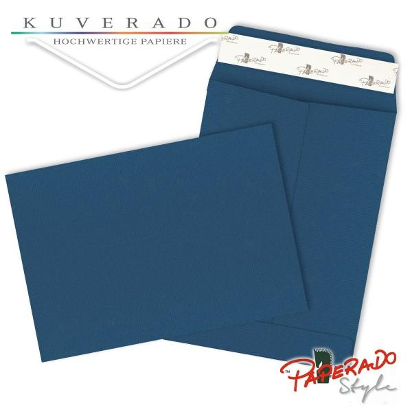 Paperado Style Briefumschläge jeansblau 134x184 mm