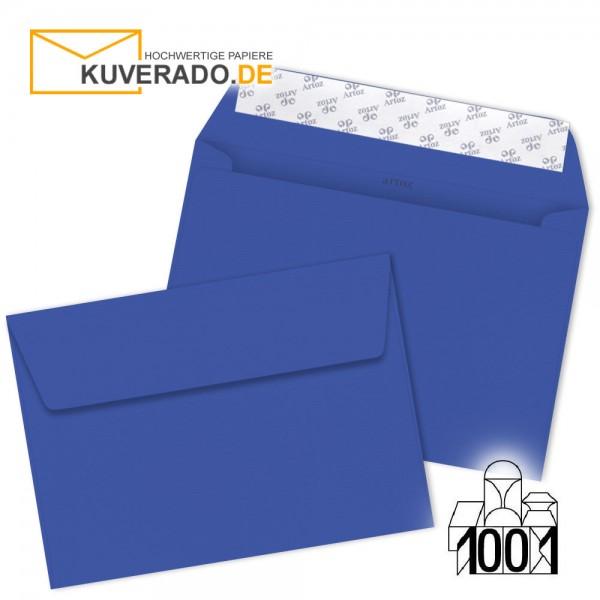 Artoz 1001 Briefumschläge majestic-blue DIN C5