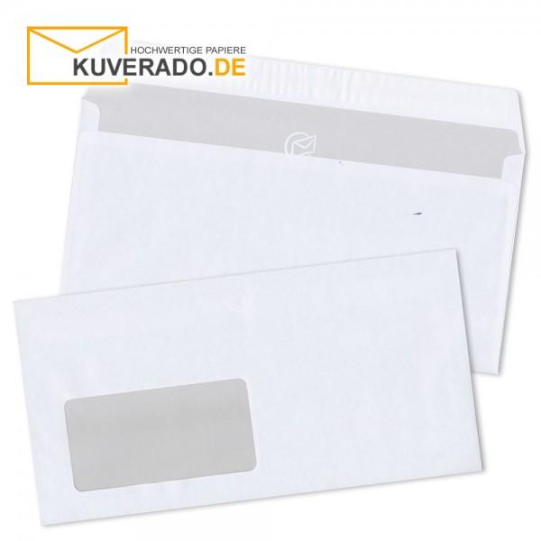 MAILmedia DIN lang Briefumschläge haftklebend mit Adressfenster