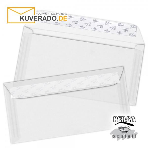 Artoz transparente Briefumschläge hochweiß 114x224 mm