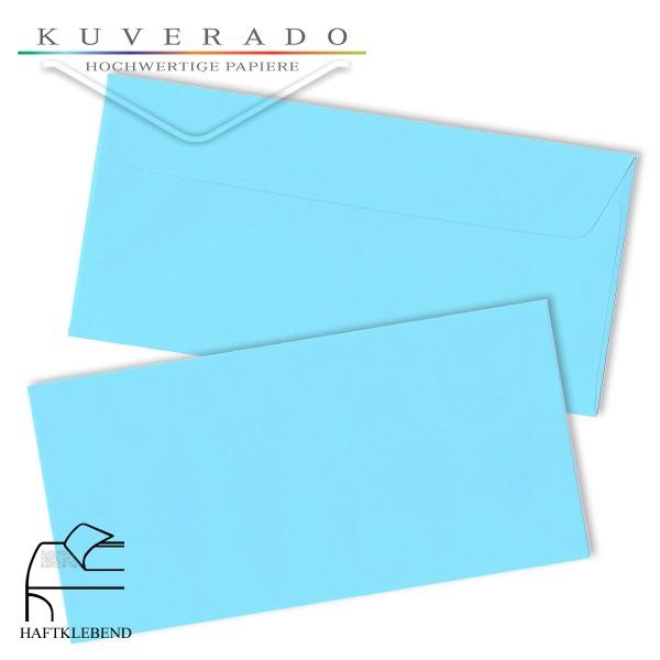 blaue Briefumschläge DIN C6/5