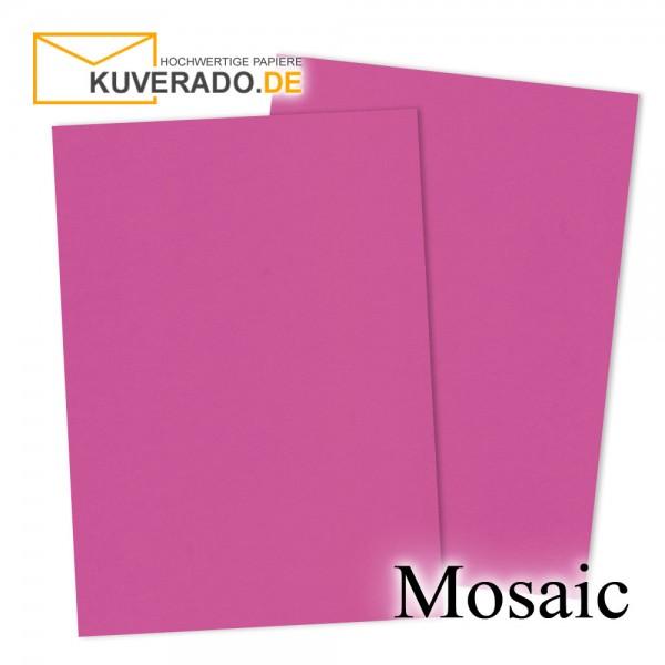 Artoz Mosaic fuchsia Briefkarton DIN A4