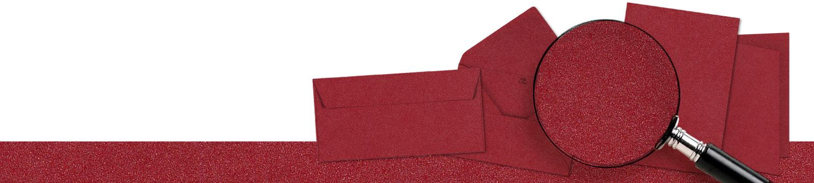 Artoz Klondike in der Farbe rubin