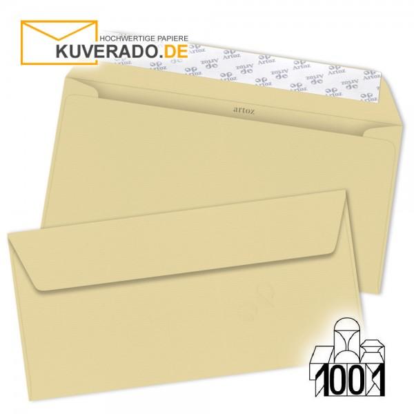 Artoz 1001 Briefumschläge baileys-beige DIN lang