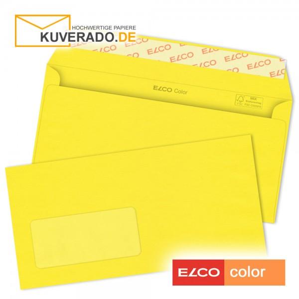 gelbe Briefumschläge DIN C6/5