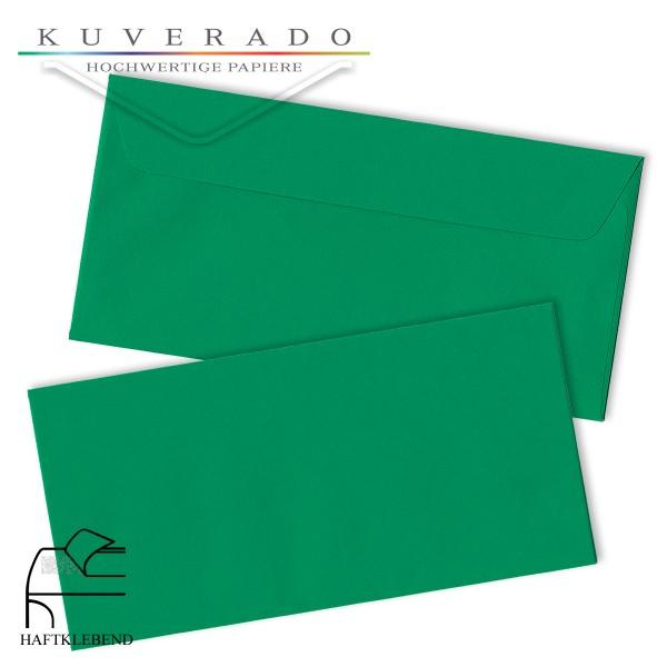 grüne Briefumschläge DIN C6/5