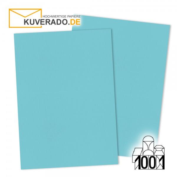 Artoz 1001 Briefpapier türkisblau DIN A4 mit Wasserzeichen