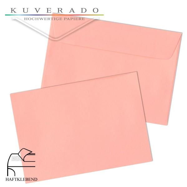 Rosa Briefumschläge in DIN C5