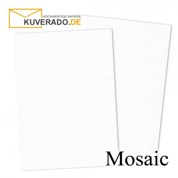 Artoz Mosaic weißer Briefkarton DIN A4