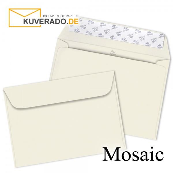 Artoz Mosaic ivory Briefumschläge DIN C5