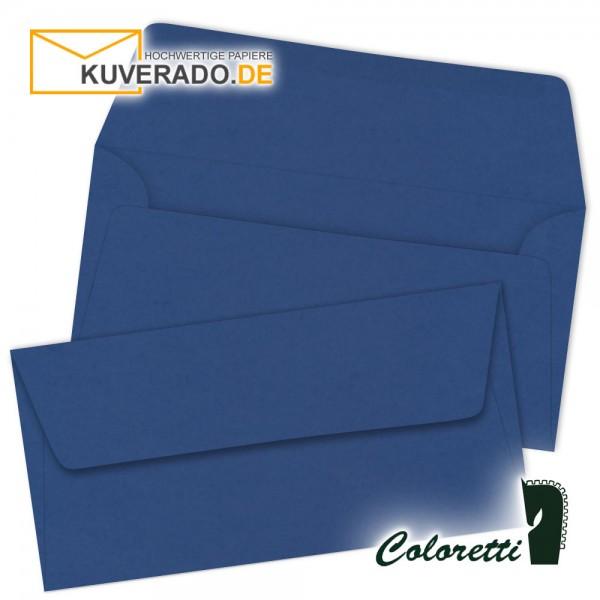 Jeansblaue DIN lang Briefumschläge von Coloretti
