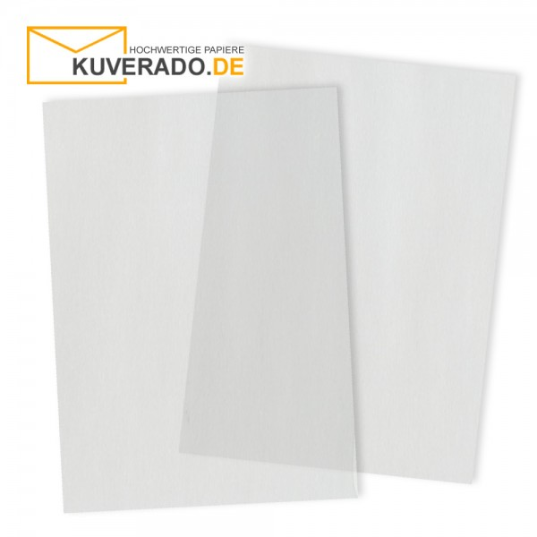 COLORETTI Transparentpapier weiß DIN A4