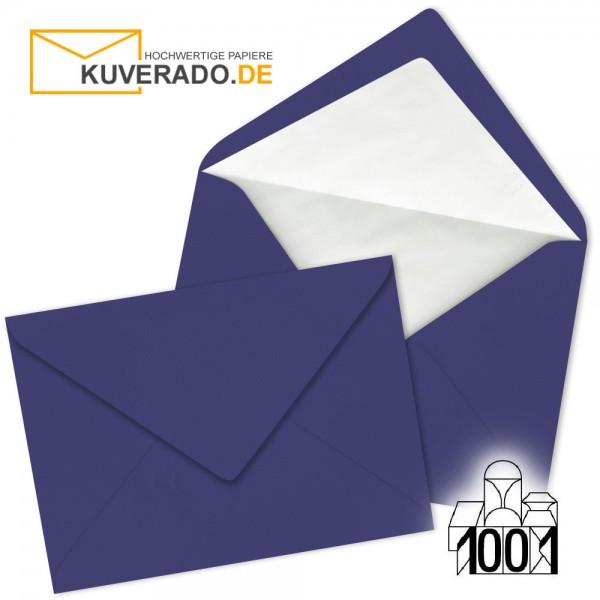 Artoz 1001 Briefumschläge indigo blau DIN C5