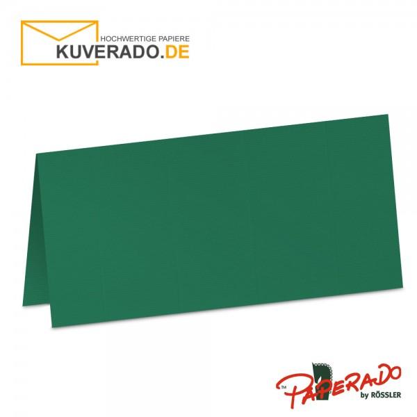 Paperado Tischkarten in tannengrün