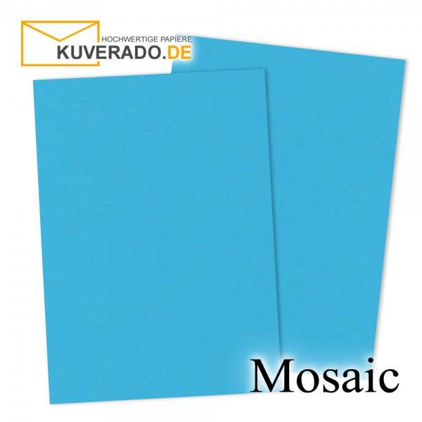 Artoz Mosaic blauer Briefkarton DIN A4