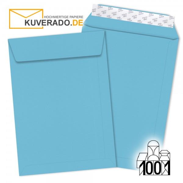 Artoz 1001 Versandtaschen azurblau DIN C4