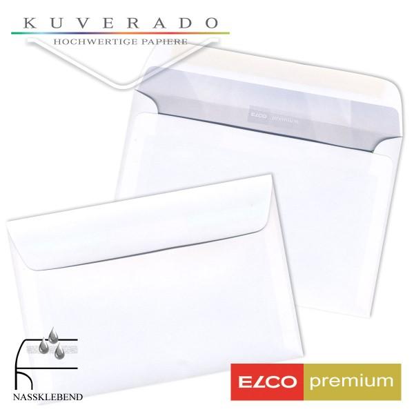 ELCO premium Kuvertierhüllen in weiß DIN B5