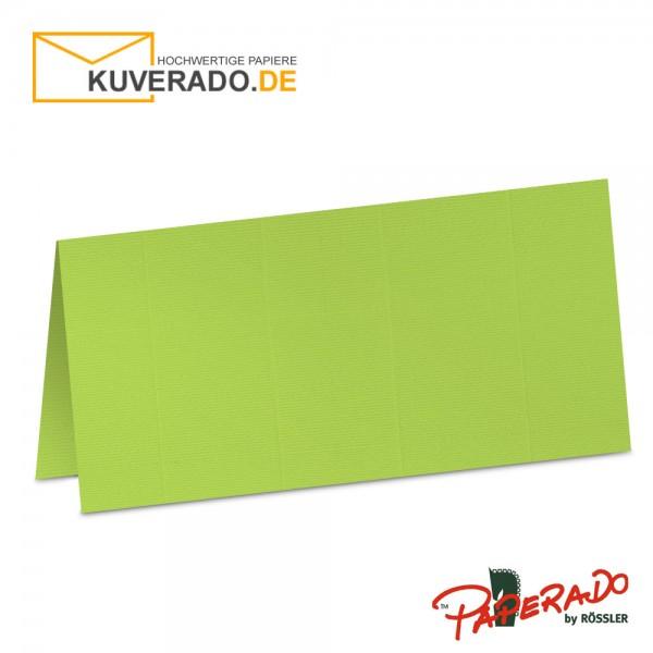 Paperado Tischkarten in maigrün