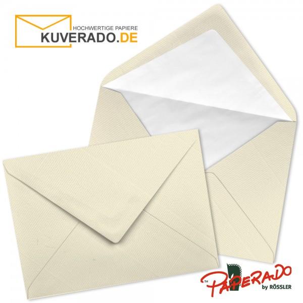 Paperado Briefumschläge in chamois beige DIN C7