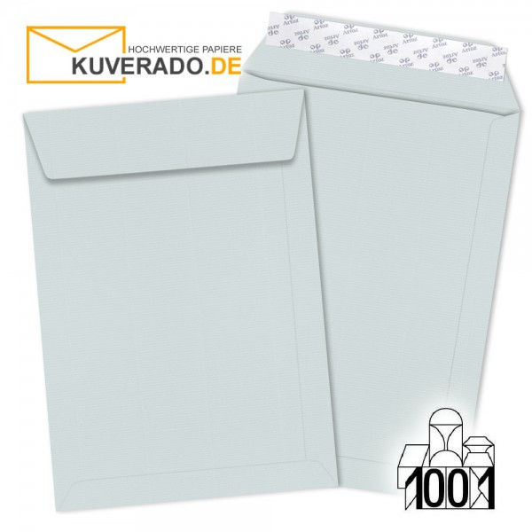 Artoz 1001 Versandtaschen aqua-blue DIN C4