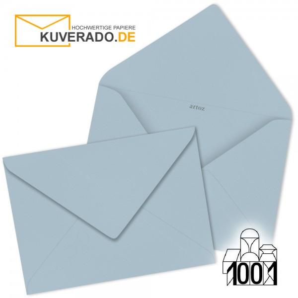 Artoz 1001 Briefumschläge pastellblau 75x110 mm