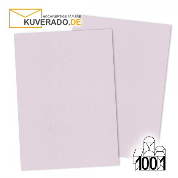 Artoz 1001 Einlegekarten quarzrosa DIN A6