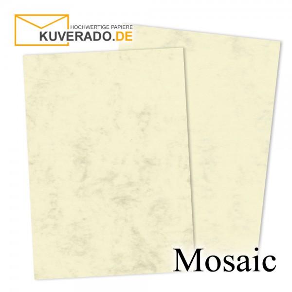 Artoz Mosaic marmoriertes Briefpapier in gelb DIN A4