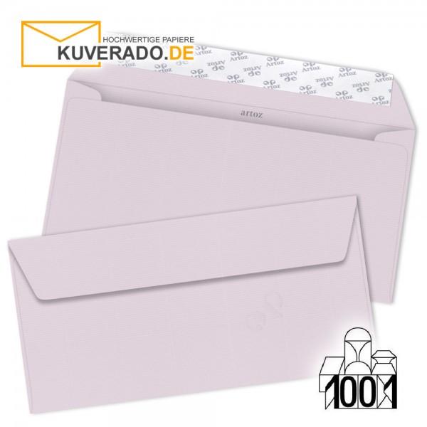 Artoz 1001 Briefumschläge quarzrosa DIN lang