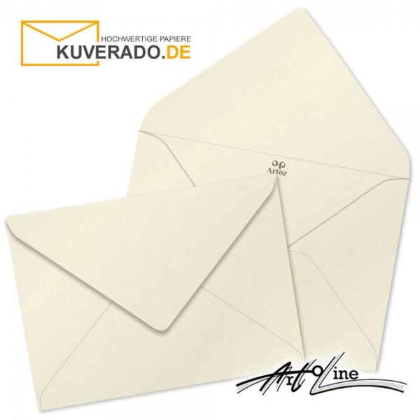 Artoz Artoline Briefumschlag in zabaione-beige DIN E6
