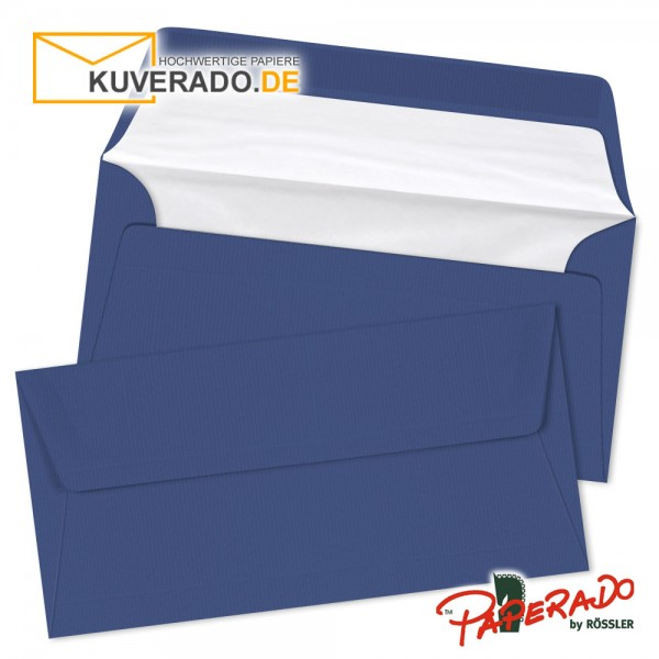 Paperado Briefumschläge jeansblau