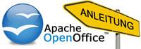 Briefumschläge mit OpenOffice bedrucken