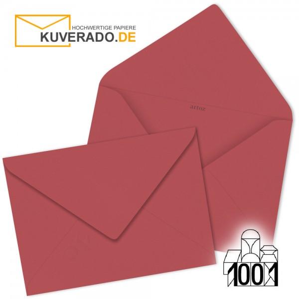 Artoz Briefumschläge baccara-rot 135x191 mm