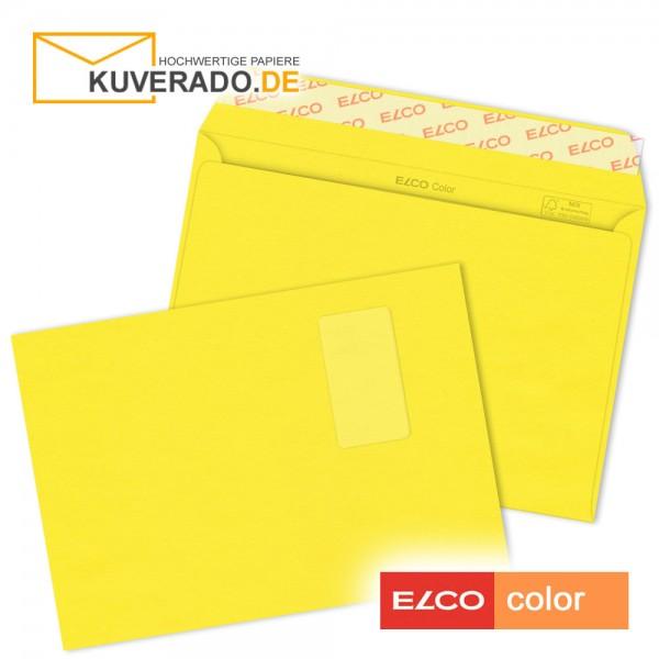 gelbe Briefumschläge DIN C4