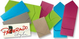 Faltkarten der Marke PAPERADO Style
