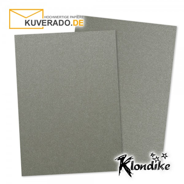 Artoz Klondike Briefpapier in turmalin-metallic DIN A4