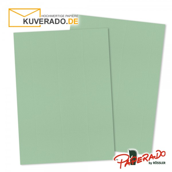 Paperado Briefpapier in mint DIN A4 160 g/qm