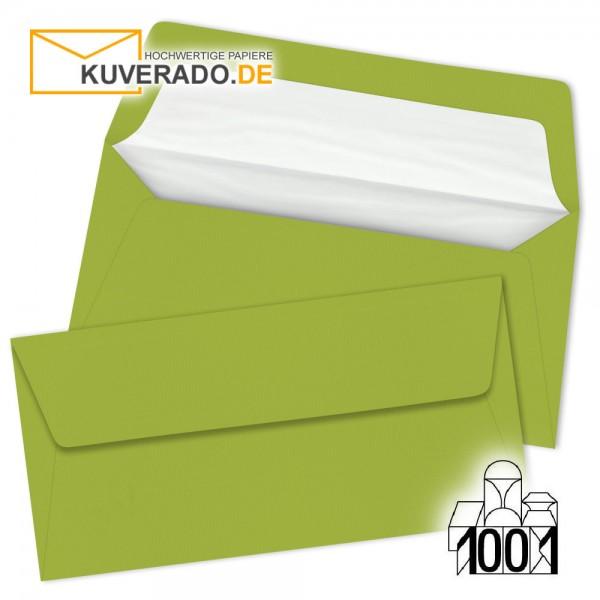 Artoz 1001 Briefumschläge bamboo-green DIN lang