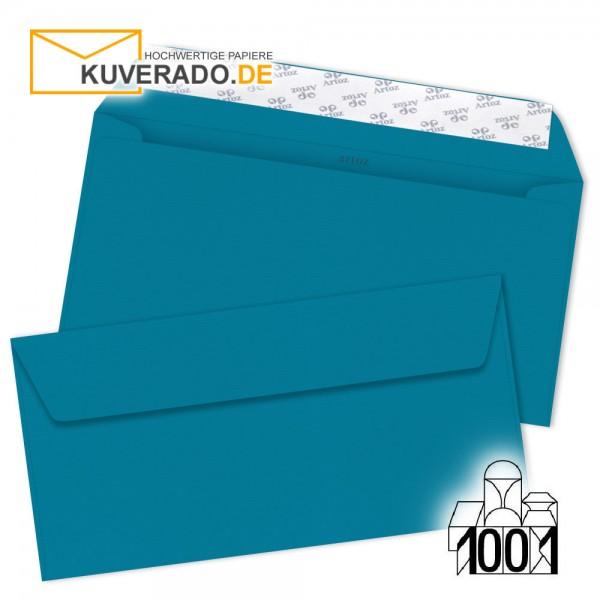 Artoz 1001 Briefumschläge petrol-blau DIN lang