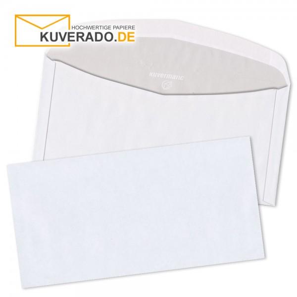 MAILmedia DIN C6/5 Kuvertierhüllen in weiß nassklebend 75g/qm