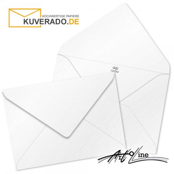 Artoz Artoline Briefumschlag in weiß DIN B6