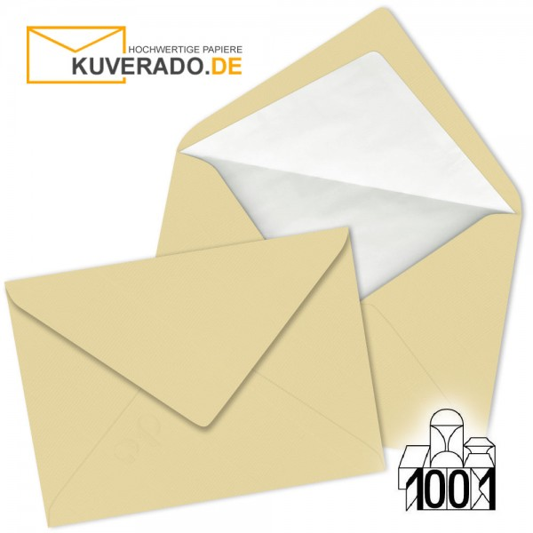 Artoz 1001 Briefumschläge baileys-beige DIN C6