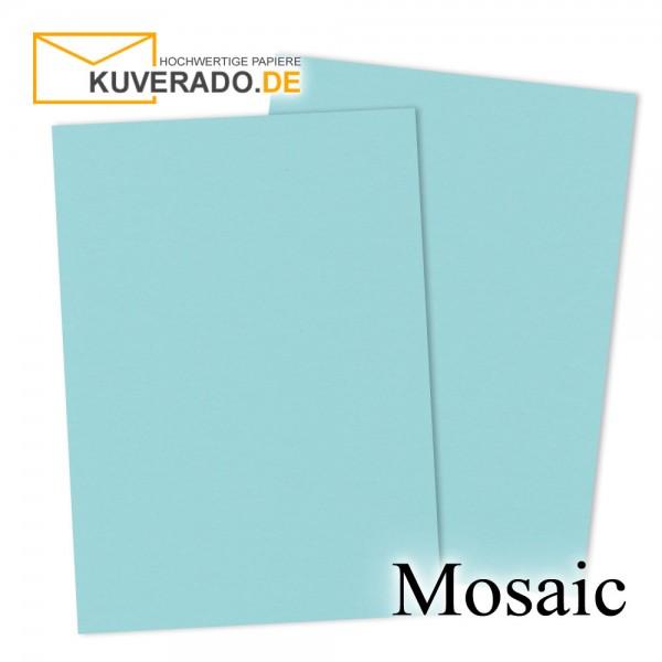 Artoz Mosaic hellblauer Briefkarton DIN A4